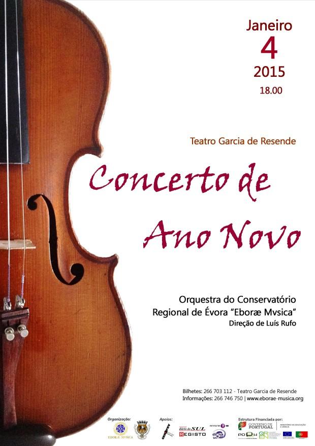 Cartaz Concerto Ano Novo 2015 final